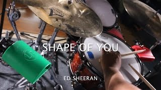 Paquito Aranda - Shape Of You [DRUM COVER]