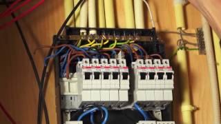 Demonstratie: Meterkast van de elektrische installatie