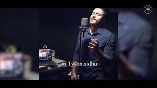 Gambar cover Teri Yaad (Punjabi Song) -- Tyson Sidhu - Farzaan Gi.mp4
