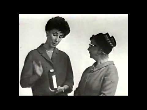 Phillips Mint-flavored Milk Of Magnesia (MOM) Retro Commercial