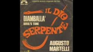 CARLO PASCUCCI ► Djamballa - Il Dio Serpente (Soundtrack)