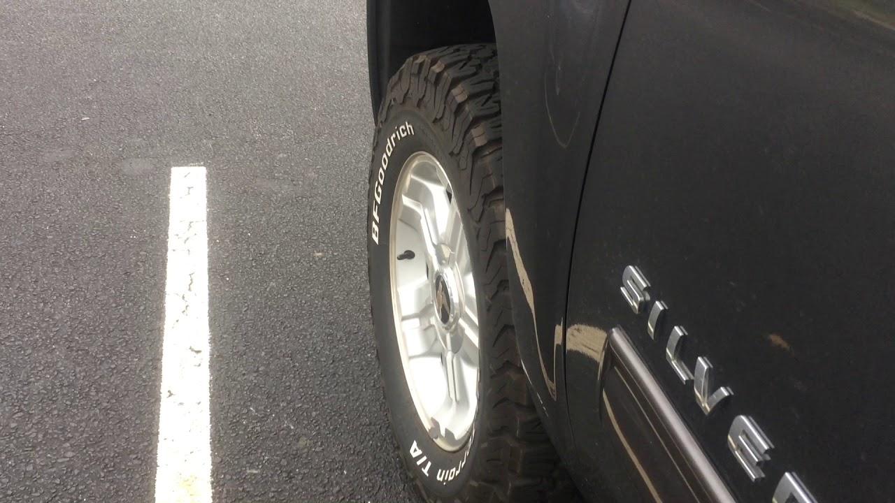 2011 Chevy Silverado Steering Squeak