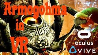 Unreal Engine 4 - VR - Zelda: Armogohma Fight - HTC Vive - Oculus Rift [Download link]