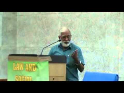 Meeting on Globalization and Human Rights Violations, Solidarity in South Asia, Part 1