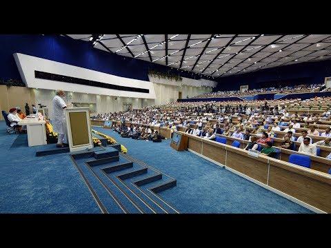 PM Modi's Speech at 3rd Anniversary of Swachh Bharat Mission