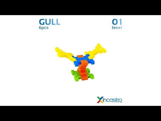 INCASTRO | Level 1 | Gull