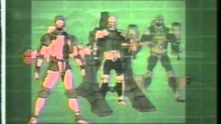 Cartoon Network Centurions promo 2 1995