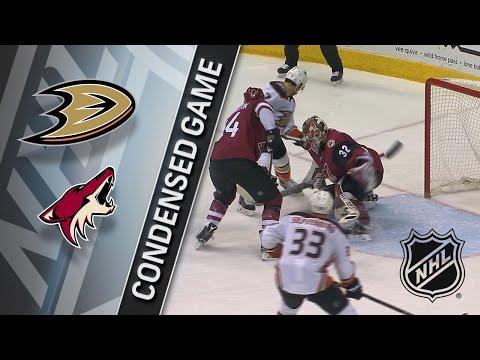 02/24/18 Condensed Game: Ducks @ Coyotes