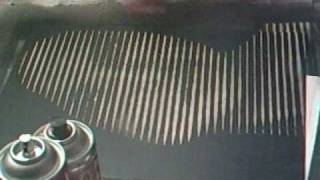 halftone stencil (first video) by T*3