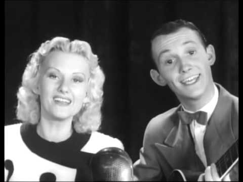 En Ganske Almindelig Pige (1940) - Tonernes ABC (Gerda Neumann & Ulrik Neumann)