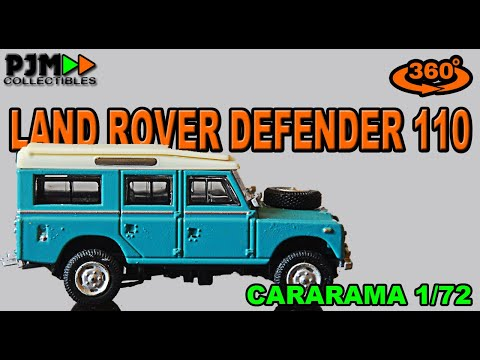 Land Rover Defender 110 by Cararama