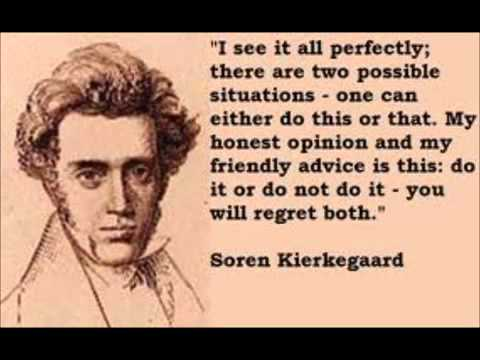 How was Kierkegaard influenced by Socrates in terms of the Socratic Method?