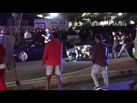 Police Officer Assaulted In Ocean City, Maryland During Unsanctioned Car Event