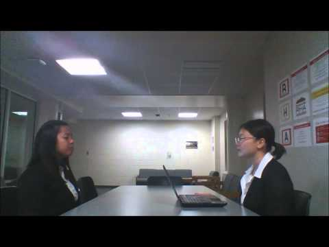 Alexis Flores Mock Interview