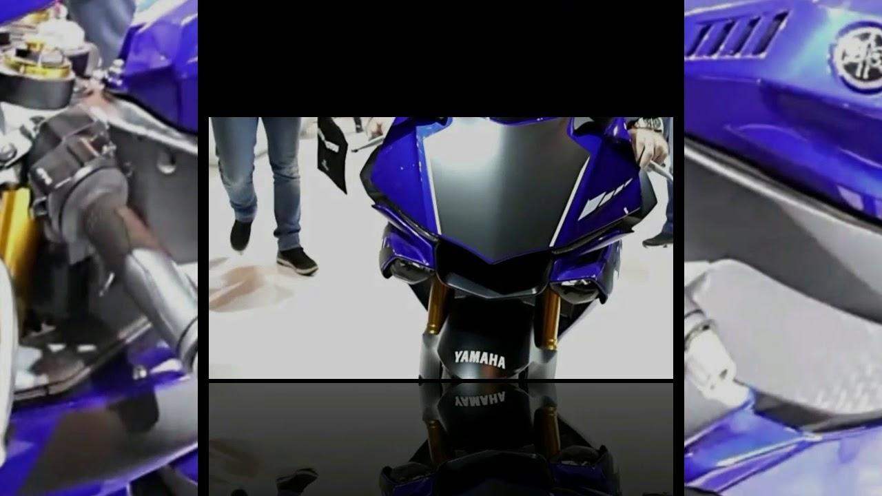 2019 Yamaha R1 New Design