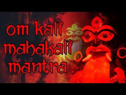 Om Kali MahaKali | Mahakali Mantra | 216 Times