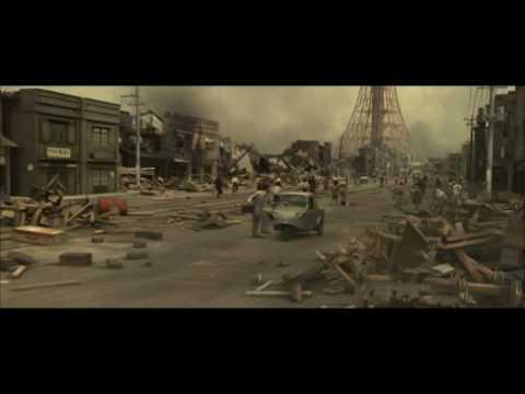Godzilla 2009 movie