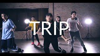 Trip - Ella Mai | Choreographed by PKTOUCHDOWN | PRIW STUDIO Video