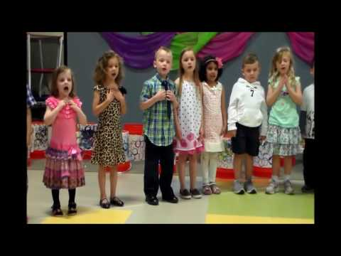 Count On Me by Bruno Mars and Next Generation Preschool Graduates 2016