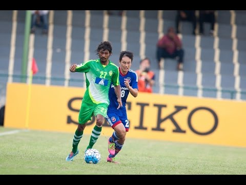 MAZIYA SPORTS & RECREATION vs SOUTH CHINA: AFC Cup 2016 (Group Stage)