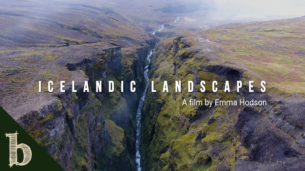 Icelandic Landscapes   Short Wildlife Documentary