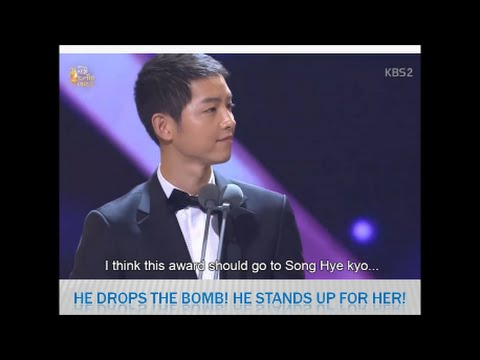 The reason why maybe Song Hye Kyo- Song Joong Ki will be able to come back together! from YouTube · Duration:  1 minutes 40 seconds