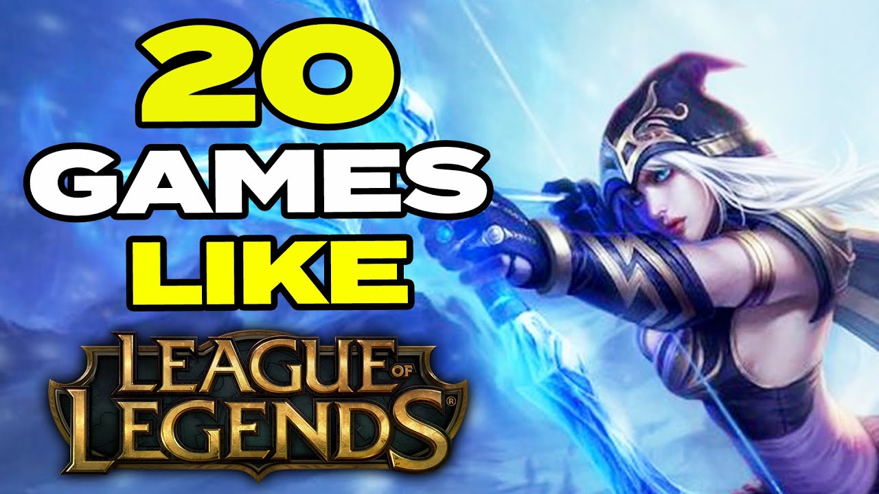 free online games like league of legends
