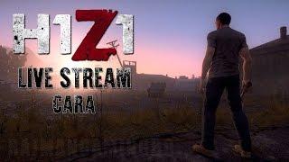 [Live] H1z1 - ร้อนอิบหายยย - Day10 CARA