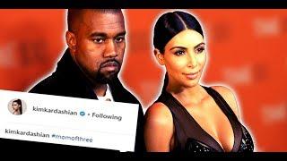 Kim Kardashian Rechaza Millones de $ por Fotos de Bebita
