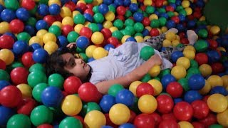 Indoor Playground for Kids with Huge Ball Pit by Rufi Ishfi
