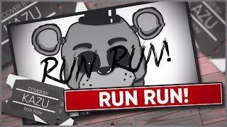 FNAF 3 「RUN RUN!」 - Cover by Kazu [Polish Version] 6k. Subs!