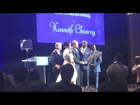 Kenneth Chancey Dares to Dream