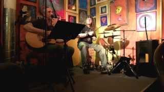 """Bernd Fleischer & Ingo Zach live im Cafe Esprit in Taucha  """"ALFRED"""""""
