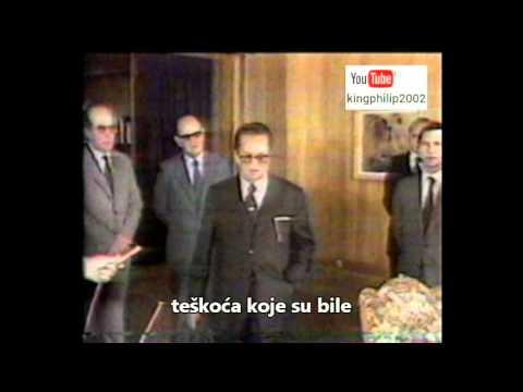 Josip Broz Tito 1979.