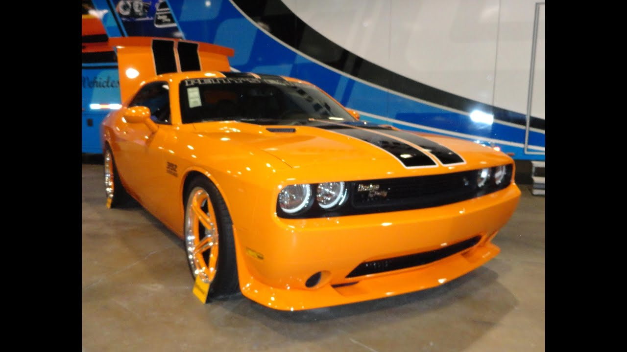 2014 Dodge Challenger Srt Richard Petty Garage