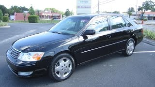 sold 2004 toyota avalon xls meticulous motors inc florida for sale