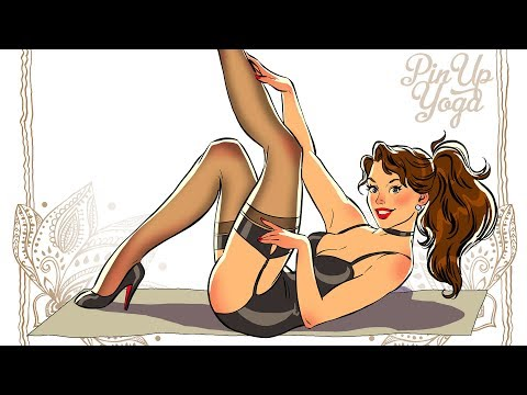 Pin-Up Yoga [ART]