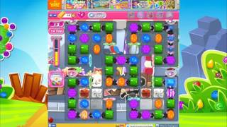 Candy Crush Saga Level 1159 (No Boosters)
