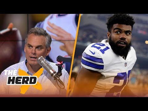 Best of The Herd with Colin Cowherd on FS1 | August 21st 2017 | THE HERD