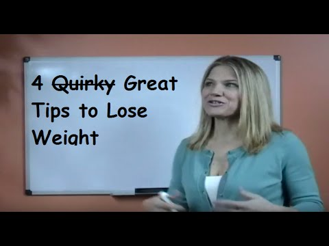 4-quirky-tips-to-lose-weight
