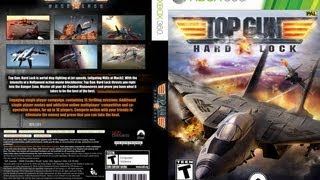 Review of Top Gun Hard Lock for the Xbox and PS3 by Protomario