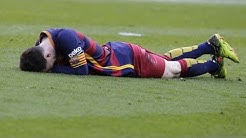 The Day Lionel Messi nearly died✔