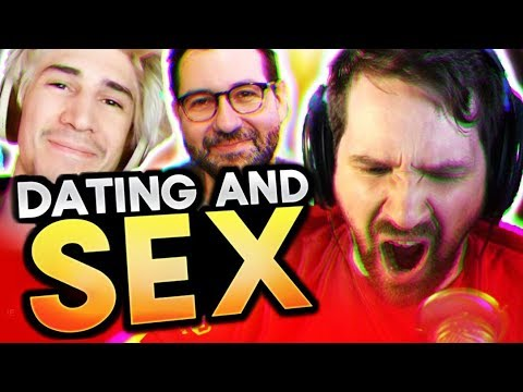 Dating and Sex ft. xQc & Harkdan