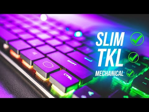 Was The Hype Worth It? Cooler Master SK650 & SK630 Low Profile Keyboards