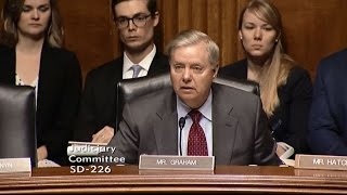 Graham Questions FBI Director James Comey