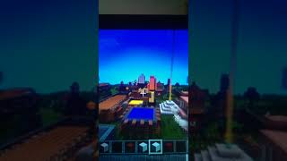 Hog rider tutorial from clash of clans in Minecraft