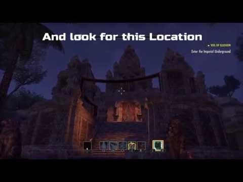 Elder Scrolls Online - How to Cure Vampirism (Aldmeri Dominion)