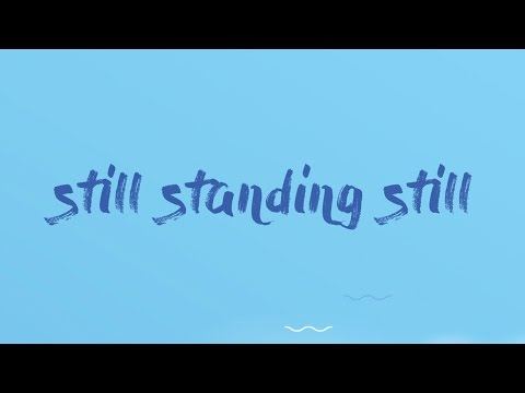 Thumbnail: flor x Lostboycrow - still standing still (Lyric Video)