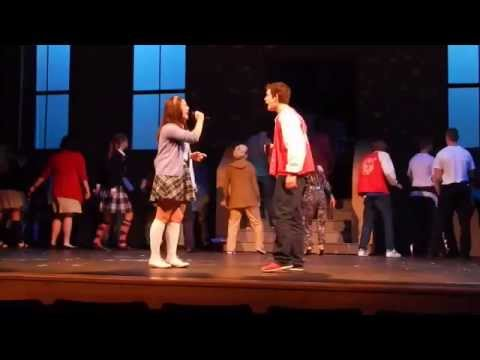 Wilsonville Wildcats High School Musical 5-minute Music Mash-up