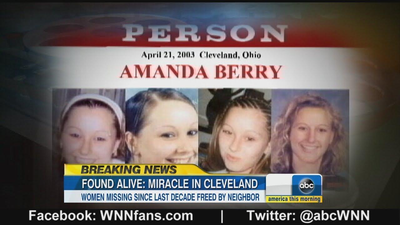 Amanda Berry 911 Call Cleveland Woman Freed Youtube